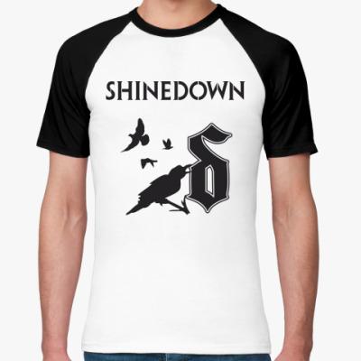 Футболка реглан Shinedown