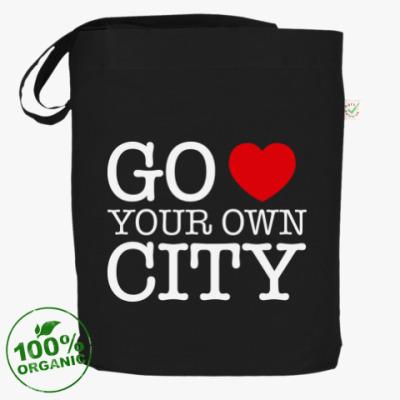 Сумка Love your own city
