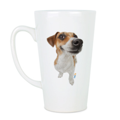 Чашка Латте Рассел