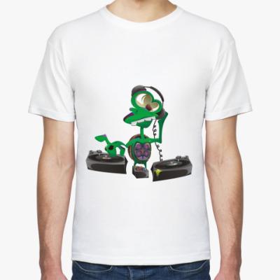 Футболка DJ Turtle