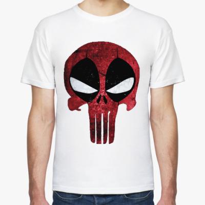Футболка Дэдпул: Каратель / Deadpool