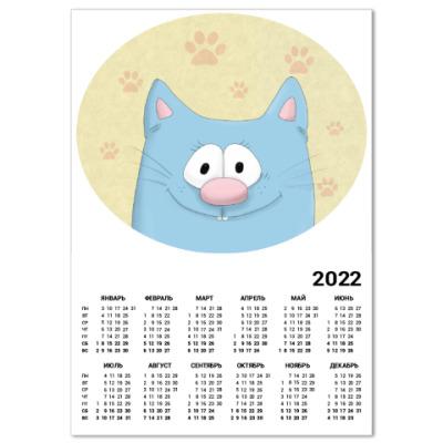 Календарь Любопытный Феня
