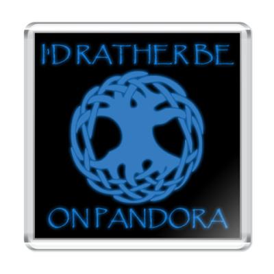 Магнит On Pandora
