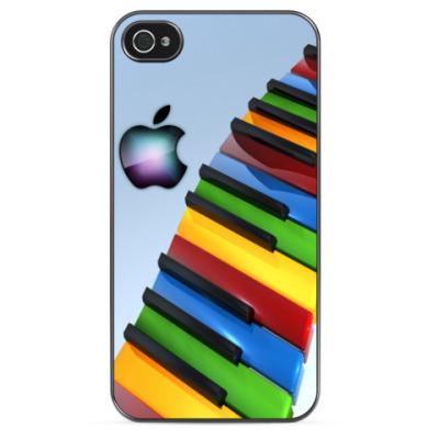 Чехол для iPhone Клавиши