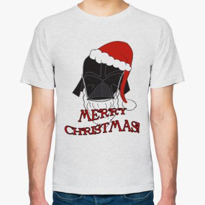 Футболка Christmas Vader