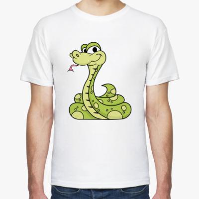 Футболка Год змеи