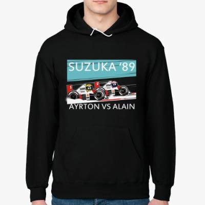 Толстовка худи Suzuka '89