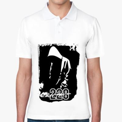 Рубашка поло Рэпер 228