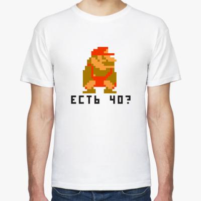 Футболка Гоп-Марио