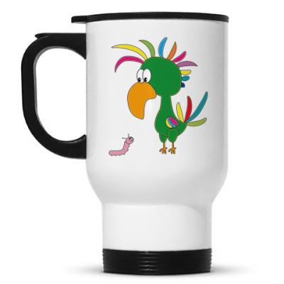 Кружка-термос Bird