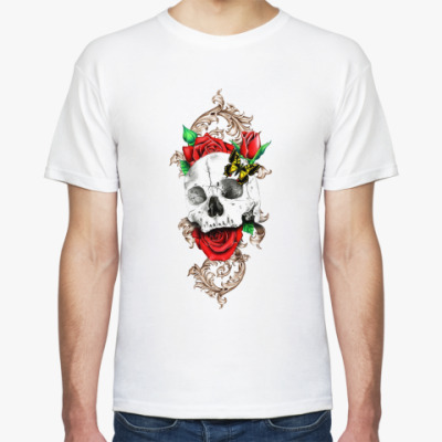 Футболка Skull&Roses