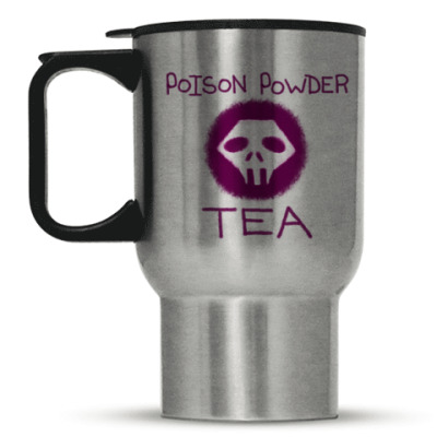 Кружка-термос Poison Powder Tea Pokemon