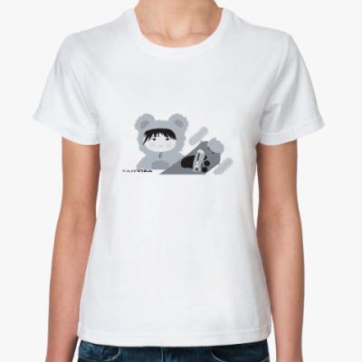 Классическая футболка Яжевика