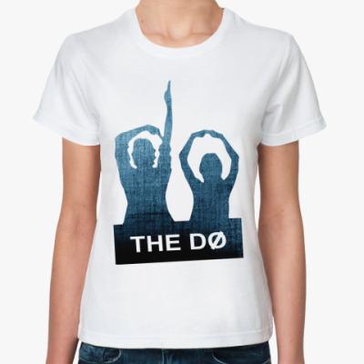 Классическая футболка The Dø