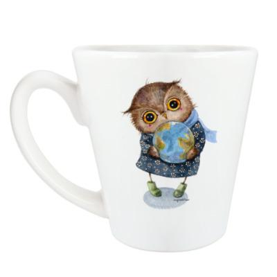 Чашка Латте Эко-сова