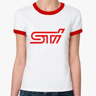 Женская футболка Ringer-T IMREZA