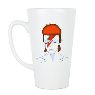 Чашка Латте David Bowie
