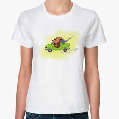 Классическая футболка 'Joyride'