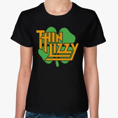 Женская футболка Thin Lizzy