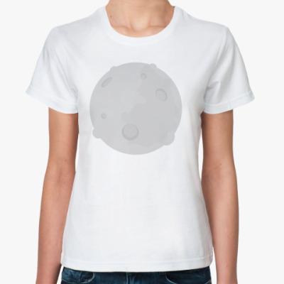 Классическая футболка Luna