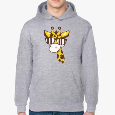 Толстовка худи Жираф