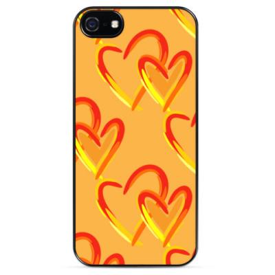 Чехол для iPhone День влюбленных