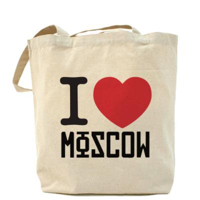 Сумка Москва Холщовая сумка