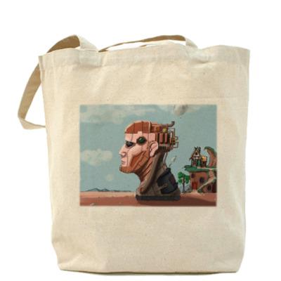 Сумка Холщовая сумка Пароголова