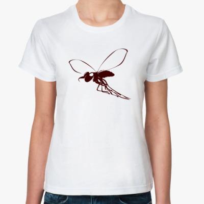Классическая футболка  fly