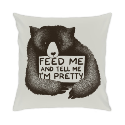 Подушка Покорми меня