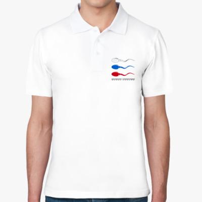 Рубашка поло Донор спермы (Россия)