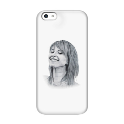 Чехол для iPhone 5c Hayley Williams
