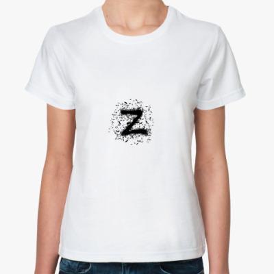 Классическая футболка  ThnkZ