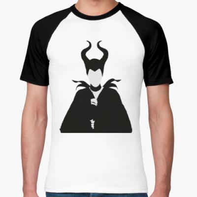 Футболка реглан Maleficent