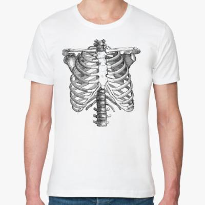 Футболка из органик-хлопка Bones