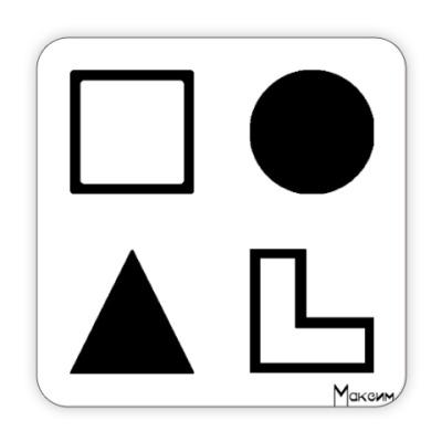 Костер (подставка под кружку) Подставка Максим