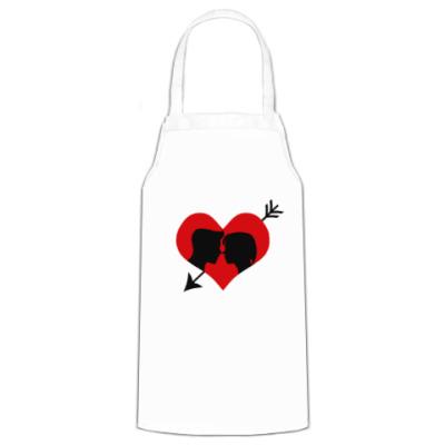 Фартук Сердце хочет любви