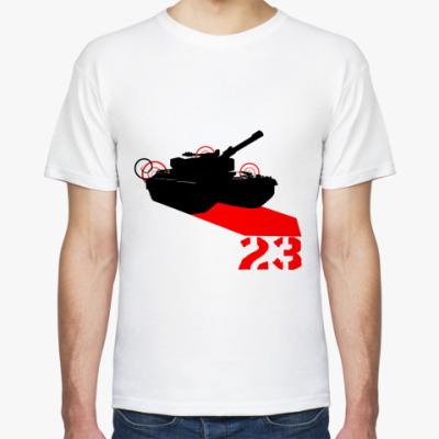 Футболка Tank 23