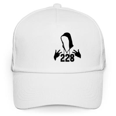 Кепка бейсболка Рэпер 228