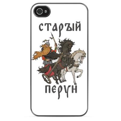 Чехол для iPhone Старый Перун