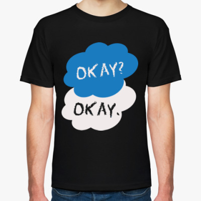 Футболка The Fault in Our Stars - OKAY