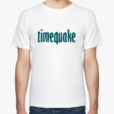 Футболка  Timequake