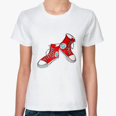 Классическая футболка Кеды