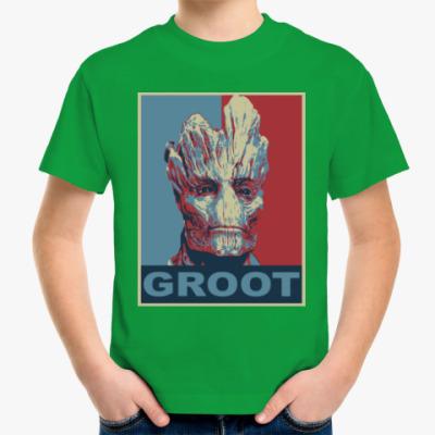 Детская футболка Groot