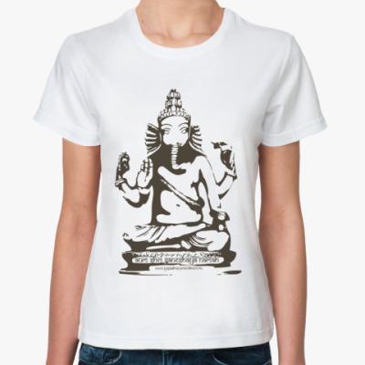 Классическая футболка Ganesha