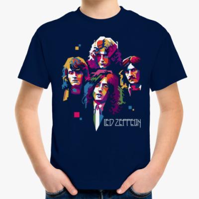 Детская футболка Led Zeppelin