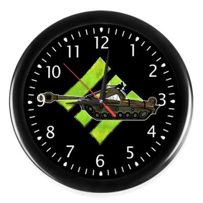 Настенные часы Танк ИС-3 СССР