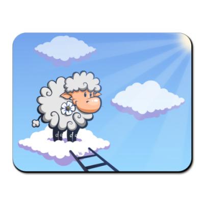 Коврик для мыши Небесная Овечка