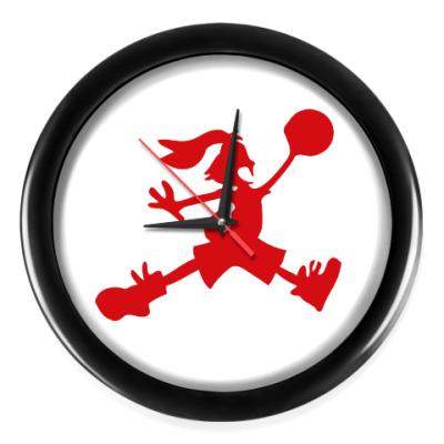 Настенные часы Jordan Bunny