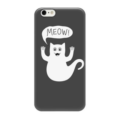 Чехол для iPhone 6/6s Призрачный кот